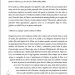 Pàgina parell del llibre del I Concurs de Contes d'Aigua
