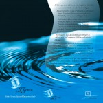 Contraportada Llibre I Concurs de Contes d'Aigua