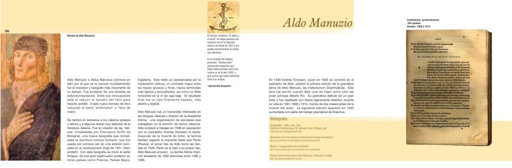 Maquetació de llibre - maquetació de doble pàgina - Claude Garamond